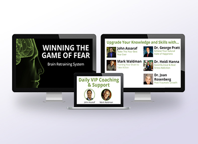 John Assaraf   Winning the Game of Fear   Centerpointe Research Institute