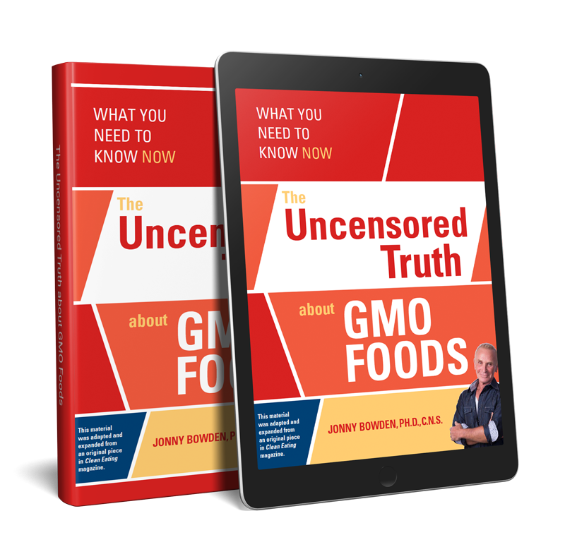 Jonny Bowden | The Uncensored Truth about GMO Foods | Centerpointe Research Institute
