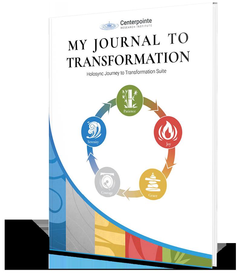 Journey to Transformation | My Transformation Journal | Centerpointe Research Institute