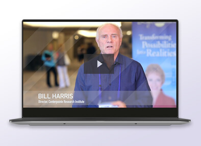 Mary Morrissey | Bill Harris DreamBuilder Testimonial | Centerpointe Research Institute