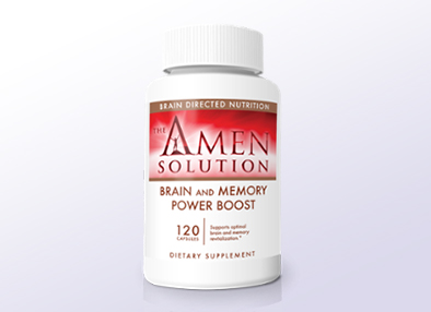 Supplements | Amen Solution | Centerpointe Research Institute
